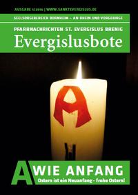 Evergislusbote 1/2016 (eBook)